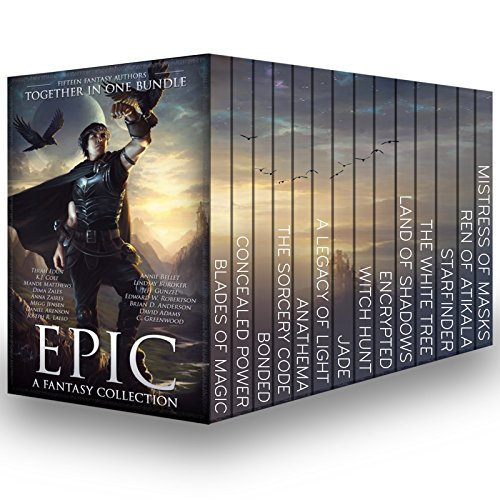 EPIC: Fourteen Books of Fantasy by Various Authors
