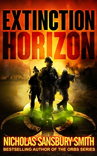 Extinction Horizon (The Extinction Cycle Book 1) by Nicholas Sansbury Smith