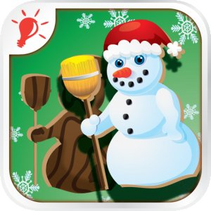 PUZZINGO Christmas Puzzles for Kids and Toddlers
