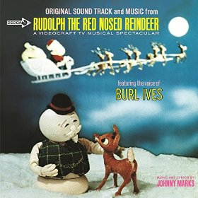 Rudolph The Red-Nosed Reindeer by Burl Ives