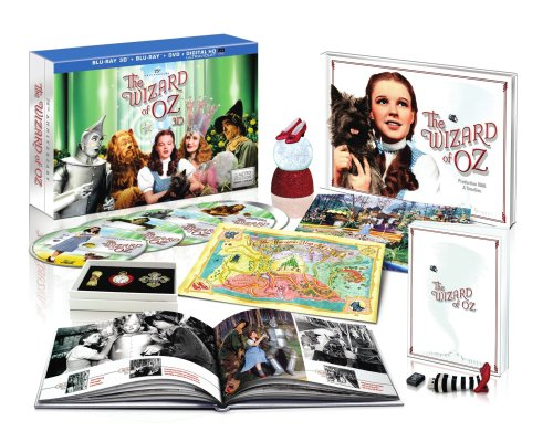 The Wizard of Oz: 75th Anniversary Limited Collector's Edition
