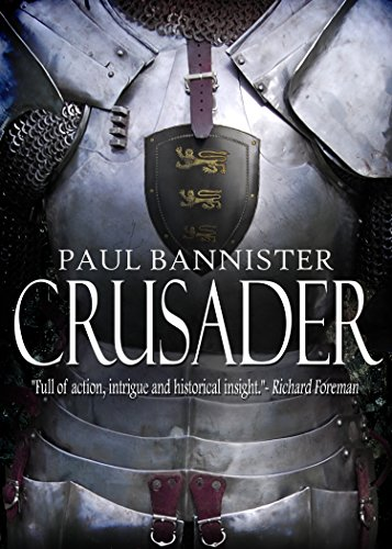 Crusader by Paul Bannister