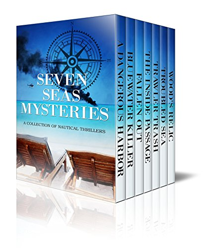 Seven Seas Mysteries Boxed Set by Various Authors