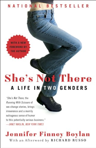 She's Not There: A Life in Two Genders by Jennifer Finney Boylan