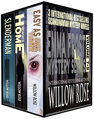 Emma Frost Mystery Series vol 7-9 by Willow Rose