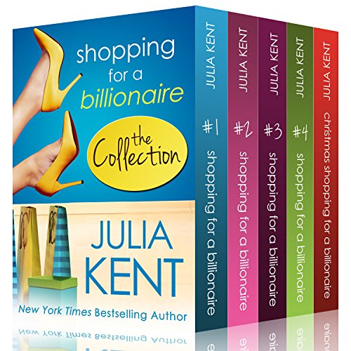 Shopping for a Billionaire Boxed Set (Parts 1-5) by Julia Kent