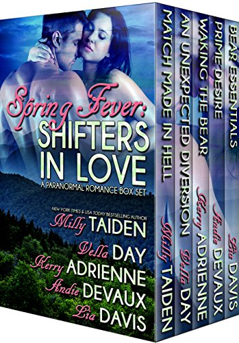 Spring Fever: Shifters in Love (A BBW Paranormal Shapeshifter Romance Bundle) by Various Authors