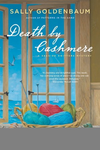 Death by Cashmere: A Seaside Knitters Mystery by Sally Goldenbaum