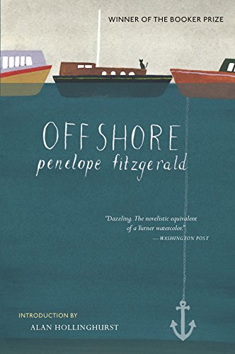 Offshore: A Novel by Penelope Fitzgerald