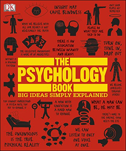 The Psychology Book (Big Ideas Simply Explained) by Nigel Benson