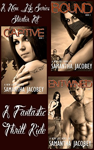 A New Life Series - Starter Kit: A New Life Series Books 1-3 by Samantha Jacobey