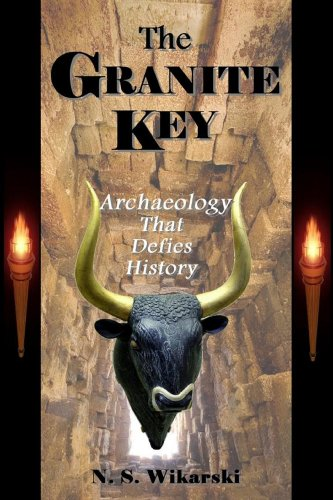 The Granite Key (Arkana Mysteries Book 1) by N. S. Wikarski