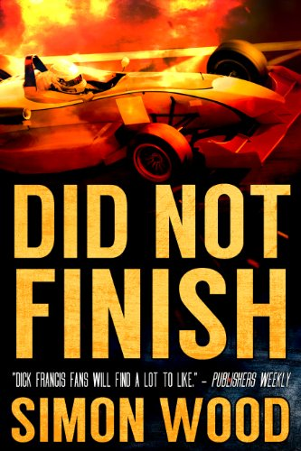 Did Not Finish (Aidy Westlake Mysteries Book 1) by Simon Wood