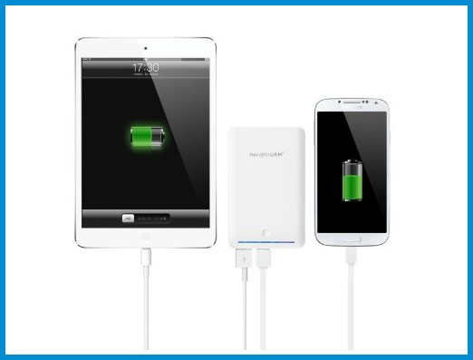 RAVPower® 8400mAh Deluxe Portable Charger