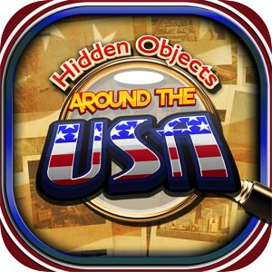Hidden Objects USA - New York, Florida, Vegas, Hollywood & Puzzle Travel Games