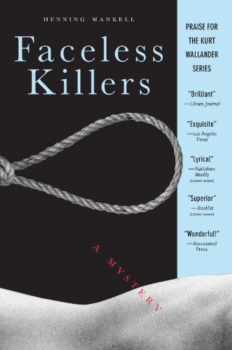 Faceless Killers: A Mystery (Kurt Wallander Mystery Book 1) by Henning Mankell