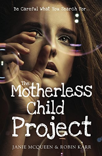 The Motherless Child Project by Janie McQueen