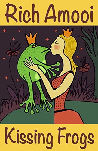 Kissing Frogs by Rich Amooi