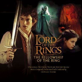 Lord Of The Rings-The Fellowship Of The Ring by Lord Of The Rings Soundtrack