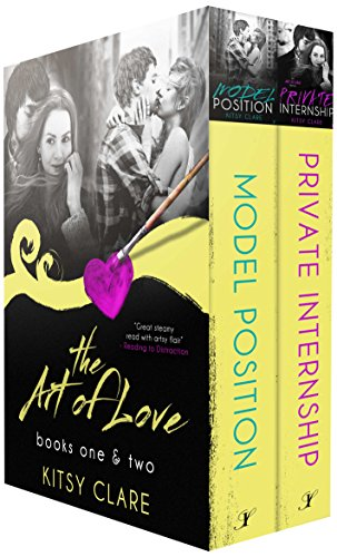 Art of Love: Books One and Two by Kitsy Clare