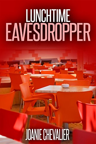 Lunchtime Eavesdropper by Joanie Chevalier