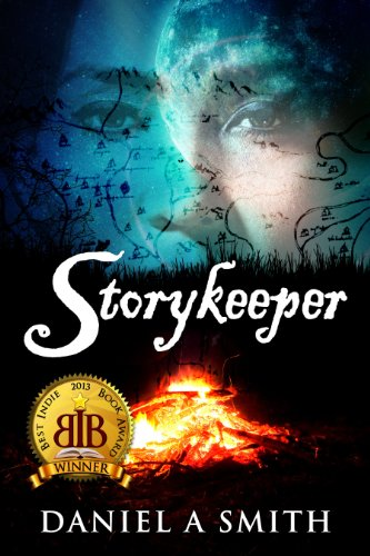 Storykeeper (Nine-Rivers Valley Book 1) by Daniel A. Smith