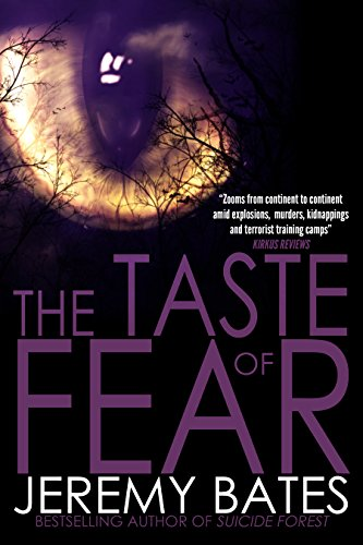 The Taste of Fear (A Suspense Action Thriller & Horror Novel) by Jeremy Bates