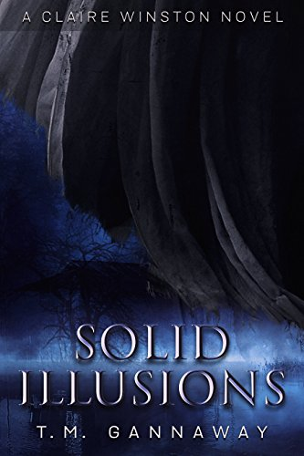 Solid Illusions: A Claire Winston novel by T. M. Gannaway