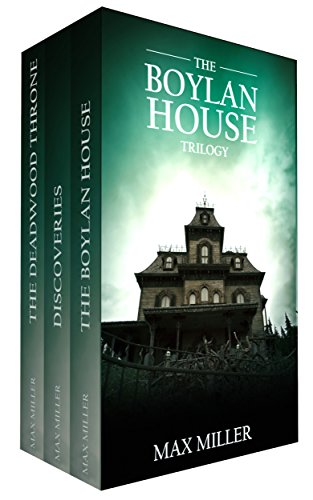 The Boylan House Trilogy by Ron Ripley