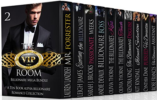 The VIP Room 2: A Ten Book Alpha Billionaire Romance Collection by Various Authors