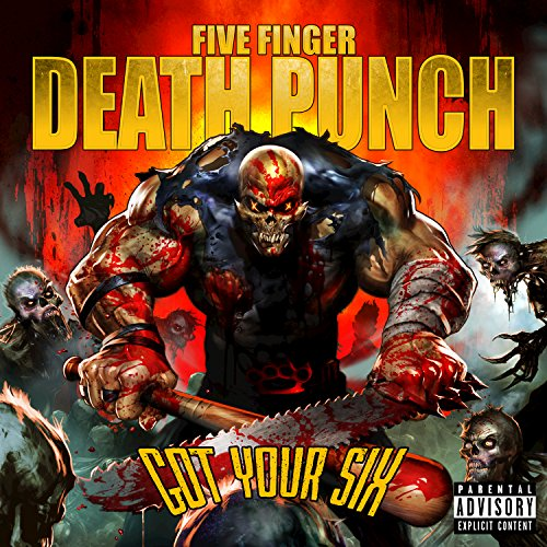 Got Your Six (Deluxe) by Five Finger Death Punch