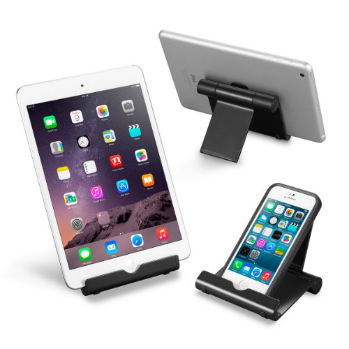 Multi-Angle Aluminum Stand for Tablets