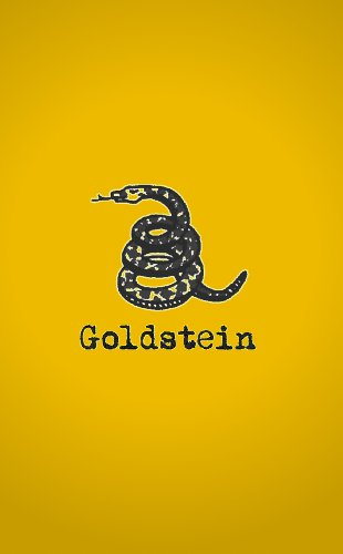 Goldstein by Troy J. Grice