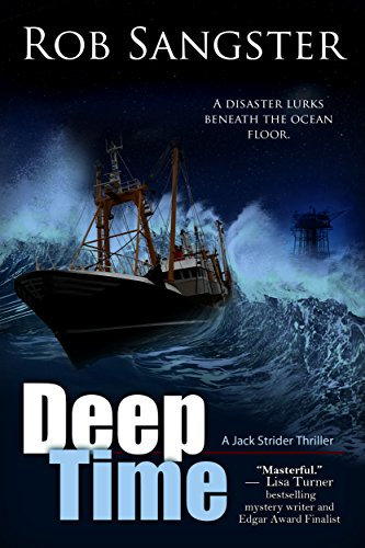 Deep Time (A Jack Strider Thriller) by Rob Sangster