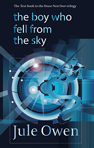 The Boy Who Fell from the Sky (The House Next Door Book 1) by Jule Owen