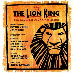 The Lion King: Original Broadway Cast Recording by Various artists