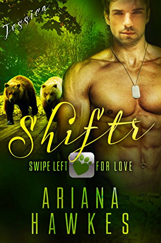Shiftr: Swipe Left for Love (Jessica) by Ariana Hawkes