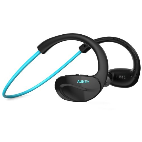 Bluetooth Sports Headphones with Noise Canceling Wireless Stereo
