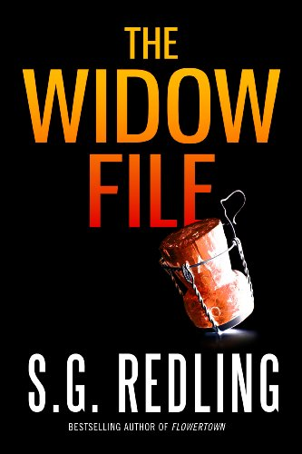 The Widow File (A Dani Britton Thriller) by S.G. Redling