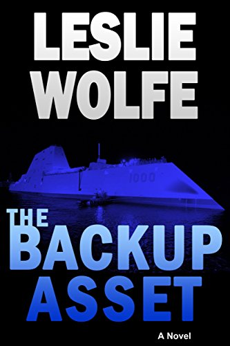 The Backup Asset: A Thriller by Leslie Wolfe