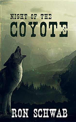 Night of the Coyote by Ron Schwab