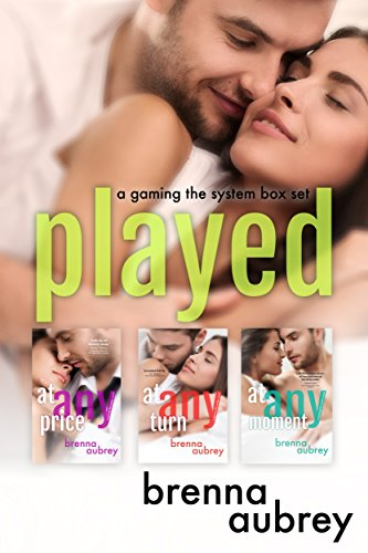 Played: A Gaming The System Box Set by Brenna Aubrey