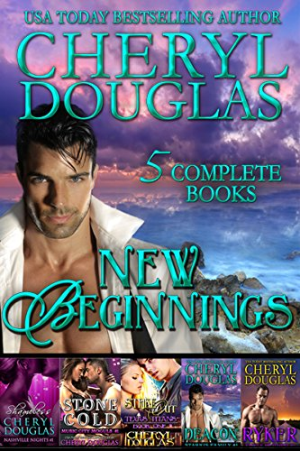 New Beginnings (5 Book Boxed Set) by Cheryl Douglas