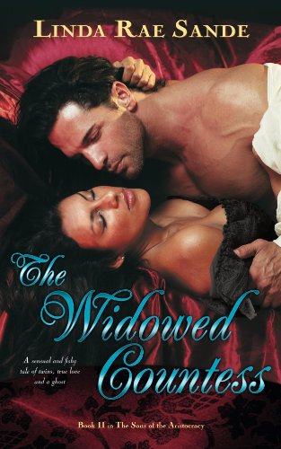 The Widowed Countess by Linda Rae Sande
