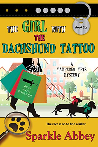 The Girl with the Dachshund Tattoo by Sparkle Abbey