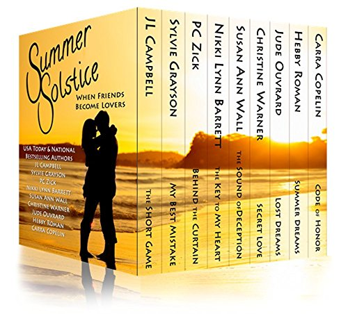 Summer Solstice Anthology by Various Authors