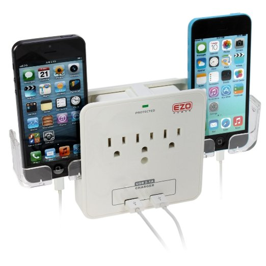 Wall Mount Power Surge Protector