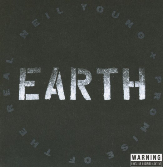Earth (2CD) By Neil Young Lukas Nelson and Promise Of The Real