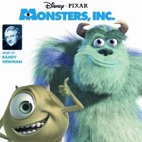 Monsters, Inc. By Randy Newman