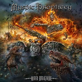 War Brigade By Mystic Prophecy